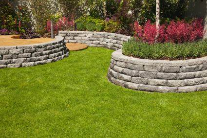 Lawn care in Manchester by the Sea MA by Earth Landscape.